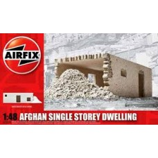 AFGHAN SINGLE STOREY DWELLING AIRFIX 1/48