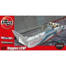HIGGINS LCVP AIRFIX 1/72