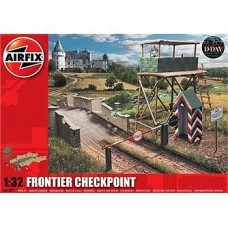 FRONTIER CHECKPOINT AIRFIX 1/32