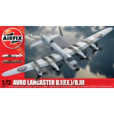 AVRO LANCASTER B.1(FE)/B.III AIRFIX 1/72