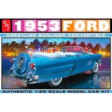 1953 FORD CRESTLINE SUNLINER CONVERTIBLE AMT 1/25