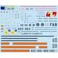 DECAIS PARA DH-C5 BUFFALO FCM 1/144