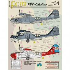 DECAIS PARA PBY-CATALINA PARTE 01 FCM 1/144