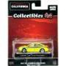 CHEVROLET CRUZE TAXI RJ CALIFORNIA COLLECTIBLE GREENLIGHT 1/64