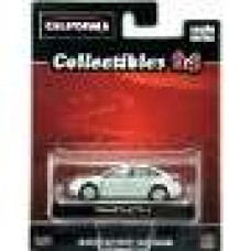 CHEVROLET CRUZE 2013 PRATA CALIFORNIA COLLECTIBLE GREENLIGHT 1/64