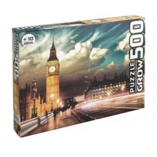 PUZZLE 500 - LONDRES - GROW