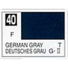 GUNZE MR. COLOR 10 ml  FLAT GERMAN GRAY