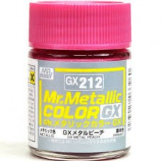 GUNZE MR. METALLIC COLOR 18 ml  METAL PEACH
