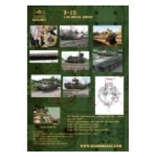 DECAIS  T-72 HUNGARIAN HUNGAERODECAIS 1/35