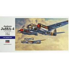 JUNKERS JU88A-4 HASEGAWA 1/72