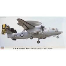 E-2C HAWKEYE 2000 VAW-115 LIBERTY BELLS HASEGAWA 1/72