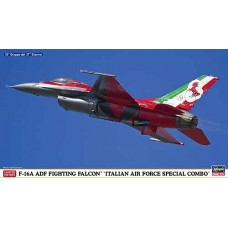 F-15A ADF ITALIAN AIR FORCE COMBO LIMITED EDITION HASEGAWA 1/72
