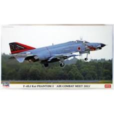 F-4E/J KAI PHANTOM II AIR COMBAT MEET 13 HASEGAWA 1/72