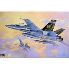 F-18 C HORNET HASEGAWA 1/48