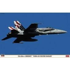 F/A-18A HORNET VMFA-115 SILVER LIMITED EDITION EAGLES HASEGAWA 1/48