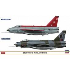 LIGHTNING F Mk. 6 COMBO HASEGAWA 1/72