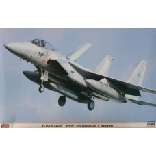 F-15J EAGLE MSIP CONFIGURATION II AIRCRAFT HASEGAWA 1/48