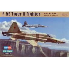 F-5E TIGER II FIGHTER HOBBY BOSS 1/72