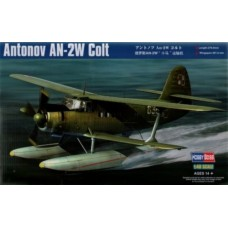 ANTONOV AN-2W COLT HOBBY BOSS 1/48
