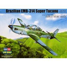 BRAZILIAN EMB-314 SUPER TUCANO HOBBY BOSS 1/48