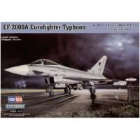 EF-2000 EUROFIGHTER TYPHOON 1/72 - HOBBYBOSS