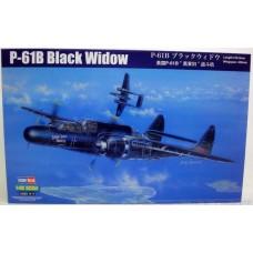 P-61B BLACK WIDOW HOBBY BOSS 1/48