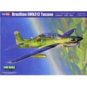 BRAZILIAN EMB312 TUCANO HOBBY BOSS 1/48