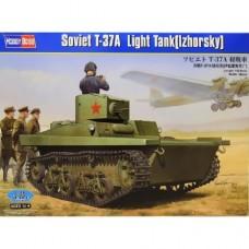 SOVIET T-37A LIGHT TANK IZHORSKY HOBBY BOSS 1/35