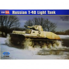 RUSSIAN T-40 LIGHT TANK HOBBY BOSS 1/35