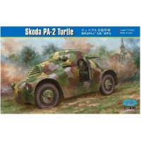 SKODA PA-2 TURTLE 1/35