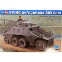 M35 MITTLERE PANZERWAGEN 1/35