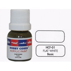 HOBBYCORES  FLAT WHITE  - 8ml