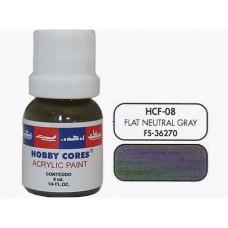 HOBBYCORES  FLAT NEUTRAL GRAY FS 36270  - 8ml