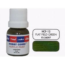 HOBBYCORES  FLAT FIELD GREEN  FS 34097  - 8ml
