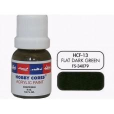 HOBBYCORES  FLAT DARK GREEN  FS 34079  - 8ml
