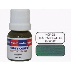 HOBBYCORES FLAT PALE GREEN FS 34227 - 8 ml