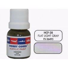 HOBBYCORES FLAT LIGHT GRAY FS 36495 - 8 ml