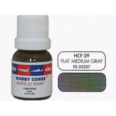 HOBBYCORES FLAT MEDIUM GRAY FS 35237 -  ml