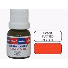 HOBBYCORES FLAT RED FS 31310 - 8 ml
