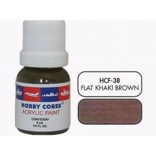 HOBBYCORES FLAT KHAKI BROWN - 8 ml
