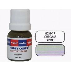 HOBBYCORES CHROME SILVER - 8 ml