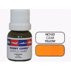 HOBBYCORES CLEAR YELLOW - 8 ml