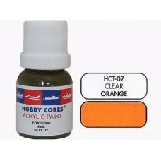 HOBBYCORES CLEAR ORANGE - 8 ml