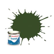 HUMBROL ESMALTE MATT DUNKEL GRUN 242 RML 71 - 14 ml