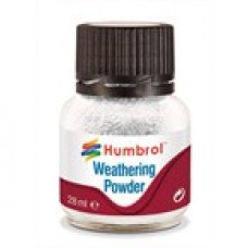 WEATHERING POWDER WHITE 28 ml HUMBROL