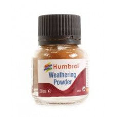 WEATHERING POWDER RUST 28 ml HUMBROL