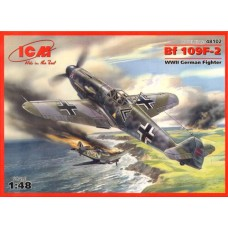 Bf 109F-2 ICM 1/48