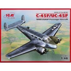 C-45F/UC-45F ICM 1/48