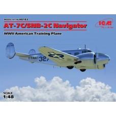 AT-7C/SNB-2C NAVIGATOR ICM 1/48