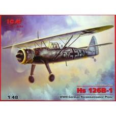 HS 126B-1 ICM 1/48